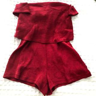 Playsuit Size 8 NEW