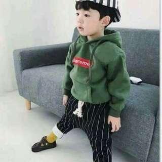 Ls Jacket 2018 (Supreme Kids)