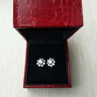 Jewel Of Eden Lotus Earring