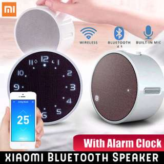 [Xiaomi Bluetooth Speaker / Alarm Clock] Xiaomi Bluetooth Speaker Bluetooth4.1