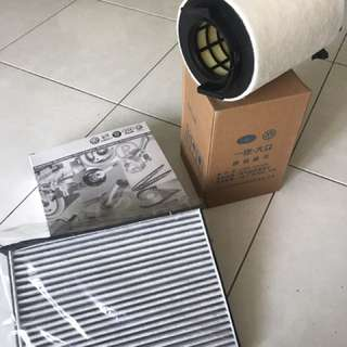 Air filter for VW,Audi,Skoda