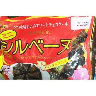 北日本 巧克力三角蛋糕