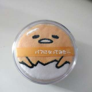 Japan Sanrio * AC  Gudetama loose powder