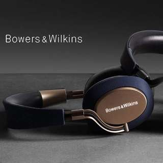 全新 Bowers Wilkins PX 無線藍牙 降噪 耳機 Mic 支援 iphone Apple Android 手機免提 2色