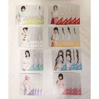 [22/2/18 - New Arrivals!] Twice (Japan) - Candy Pop Cafe Post Cards