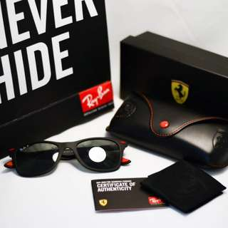 Ferrari Lite Force by Ray-Ban