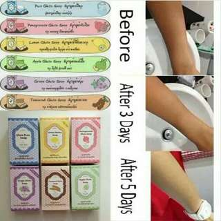 Sabun gluta (Gluta soap) original by wink white