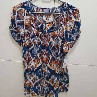 LAURA SCOTT BLOUSE FROM US ❤