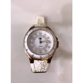 Tommy Hilfiger White Ladies Watch