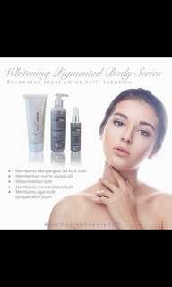 Beauty drink & body series