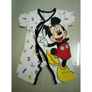 Disney Mickey Baby Jumpsuit Romper