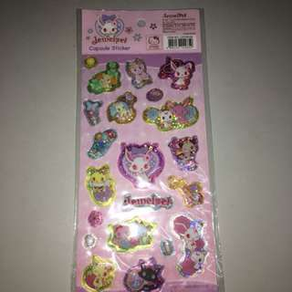 Jewelpet stickers