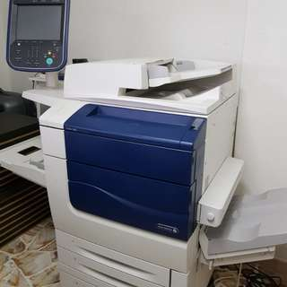 Xerox color 560 A3 printer/copier