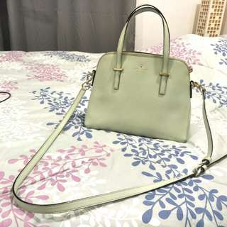 Authentic Kate Spade cedar street maise bag