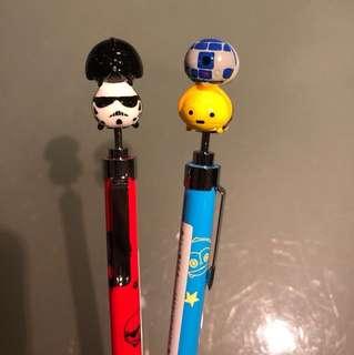 Star war原子筆