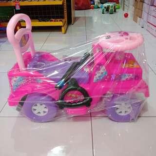 Princess Car Pink