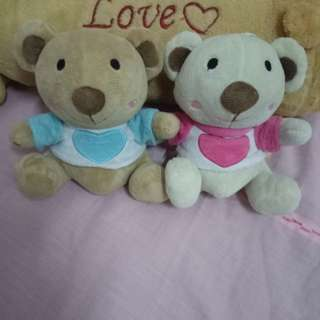 Sweet Couple Bear