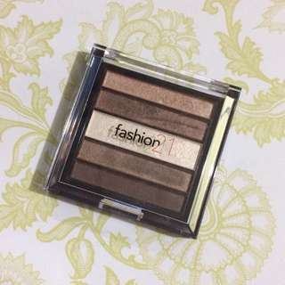 Fashion21 Eyeshadow Shade #5