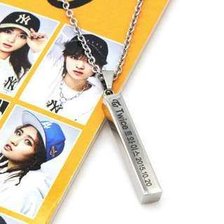 ​Twice Necklace