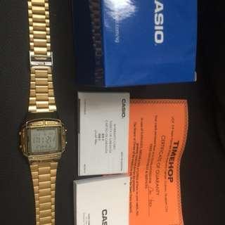 Casio DB-360 Gold (💯 Authentic/ Original)