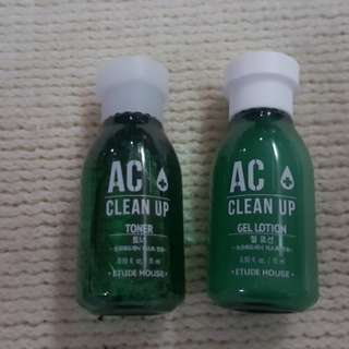 EH AC Clean up Dual Set Mini