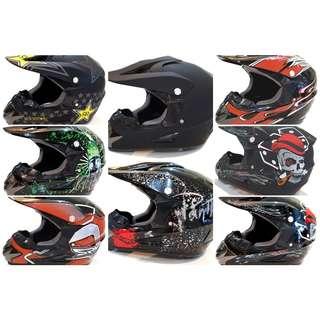 Full Face Helmet for Escooter