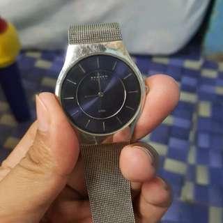 Skagen watch.denmark steel