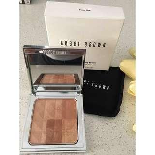 Bobbi Brown Brightening Finishing Powder- Bronze Glow *Brand new in box*