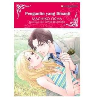 Ebook Pengantin Yang Dinanti (A Groom Worth Waiting For) - Machiko Ocha