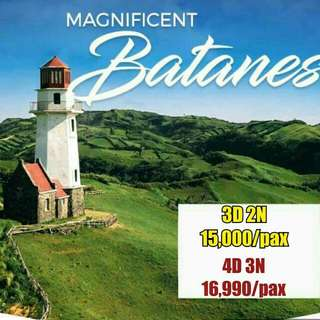 Batanes  all in package