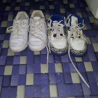 Shoes size 30 and 32