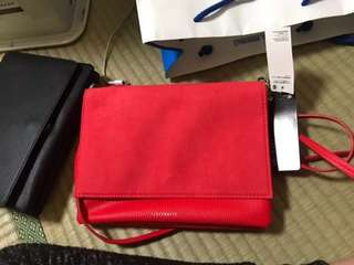 H&M Leather Sling Bag