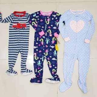 Sleepsuit import (baru)