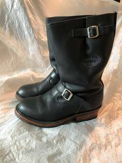 Harthorn by White's (not Red Wing, White's, Wesco, Chippewa, Buco, Mister Freedom, Role Club, Clinch, RRL, Real McCoy, Toys McCoy)