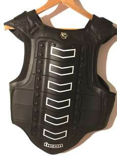 Icon back protector