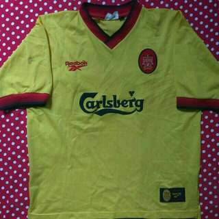 jersey liverpool by reebok
