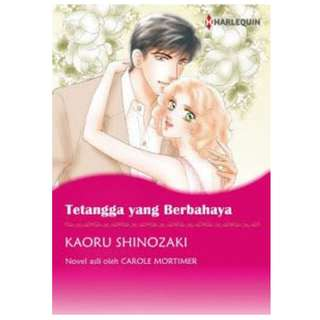 Ebook Tetangga yang Berbahaya (A Man to Marry) - Kaoru Shinozaki