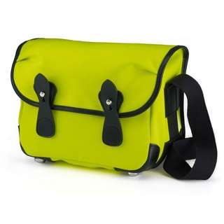 Brand New Billingham L2 Alice - Neon Yellow Special Edition with Free SP40 Shoulder Pad