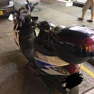 Honda Mojet 125-28