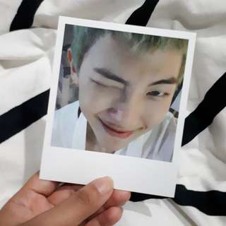 RM WINGS photocard