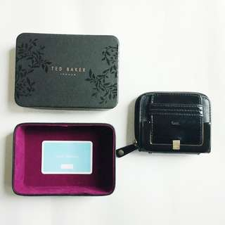 Ted Baker Wallet 銀包
