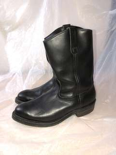 Red Wing Pecos 499 (not Wesco, Buco, Mister Freedom, Role Club, Clinch, RRL, Real Mccoy, White's)