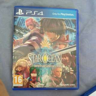Star ocean intergrity and faithlessness