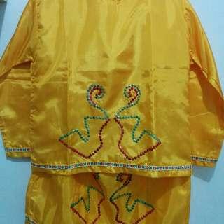 Baju Adat Anak Aceh (Perempuan)