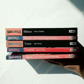 Smallville Books