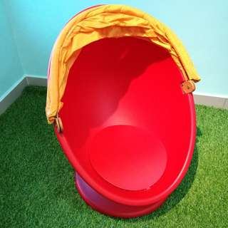 Ikea swivel chair for kids