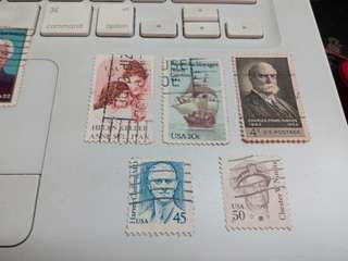 USA Stamps Used #M74