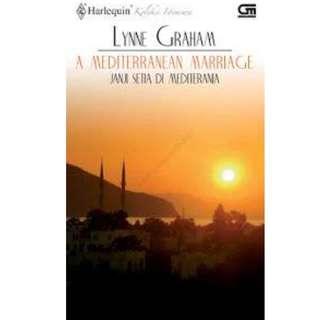 Ebook Janji Setia Di Mediterania (A Mediterranean Marriage) - Lynne Graham