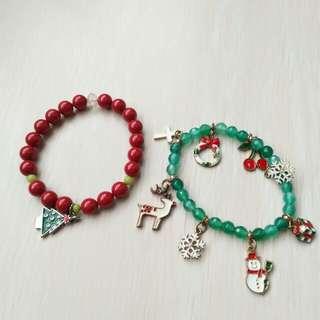 Christmas Bracelet Hanaru Park