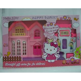 HELLO KITTY DREAM HAUSE / Mainan Rumah HELLO KITTY 143